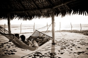 romantic hammocks
