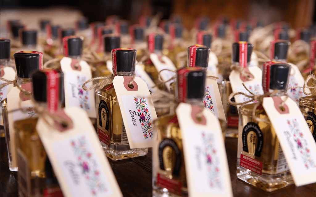 tequila favors inspiration
