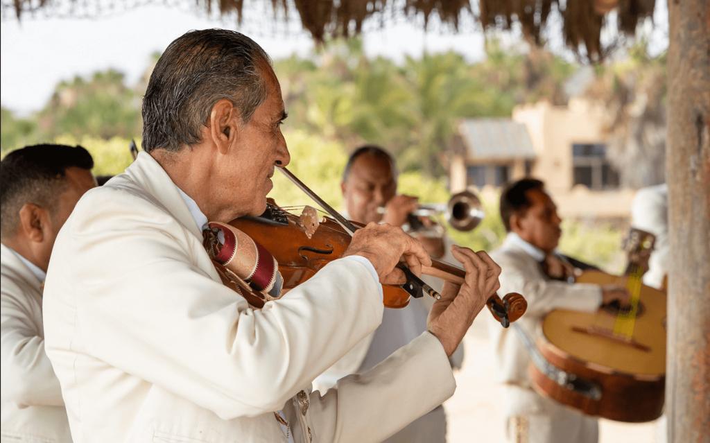mariachi baja wedding