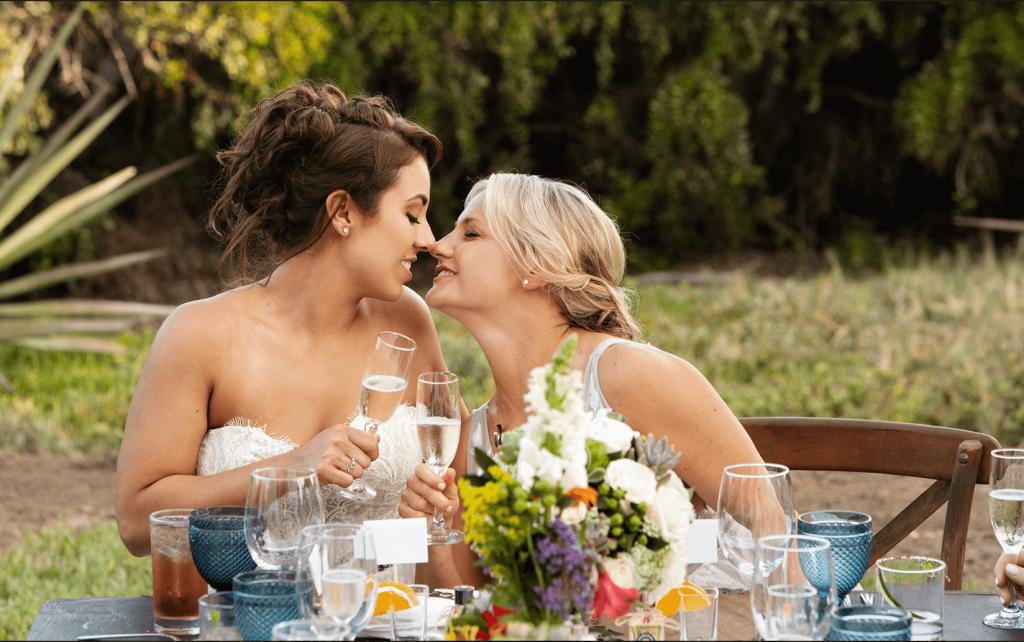 kiss brides